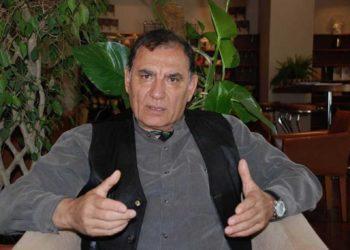 Political sociologist Dogu Ergil. Photo: Evrensel