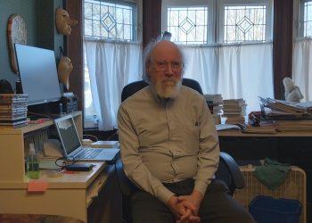 Professor Brian C. J. Singer, a Senior Scholar at Glendon College, York University in Toronto. Photo: Erdem Kaya